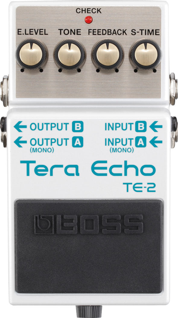 Boss TE-2 Terra Echo