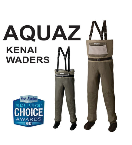 AQUAZ KENAI stockingfoot wader