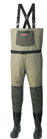 AQUAZ ROGUE bootfoot wader - Rubber
