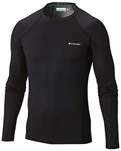 Columbia Men Midweight Stretch Baselayer Long Sleeve Shirt