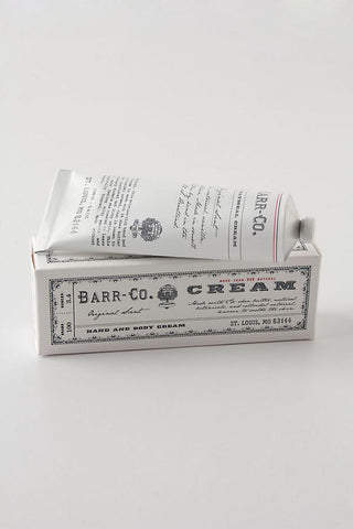 Barr-Co Hand Cream