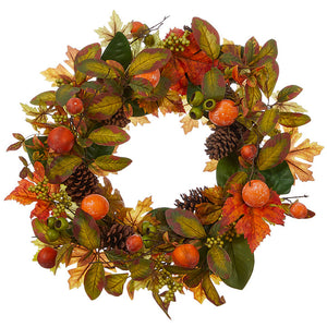 "26"" Mixed Fall Wreath"