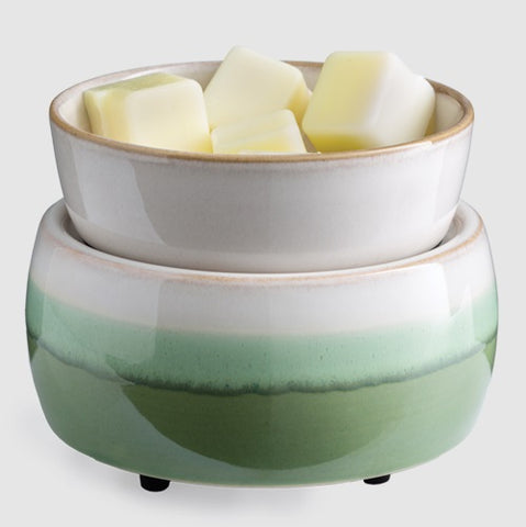 Matcha Latte Classic 2 in 1 Fragrance Warmer