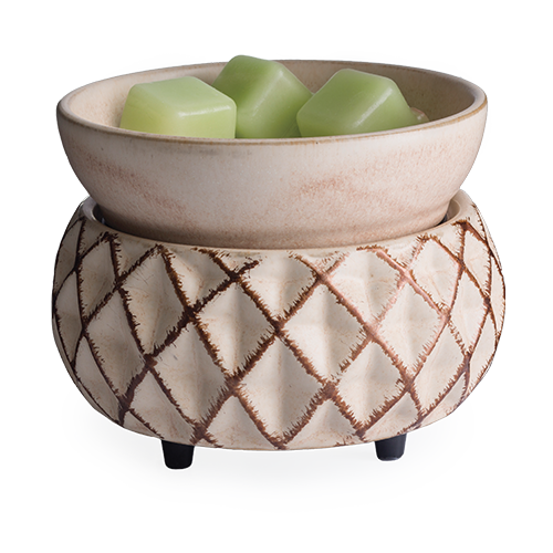 Lattice Classic 2 in 1 Fragrance Warmer