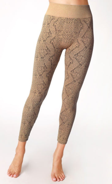 Snakeskin Leggings (More Color Options)
