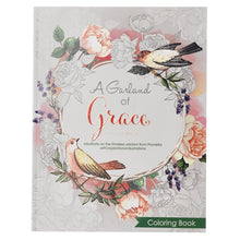Load image into Gallery viewer, A Garland of Grace Coloring Book