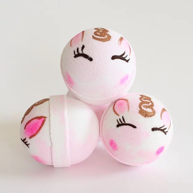 Blush Bath Ball