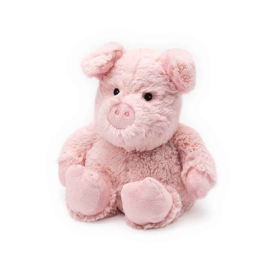 Pink Pig Plush Warmie