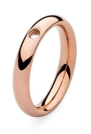 Basic Small Rose Gold Ring