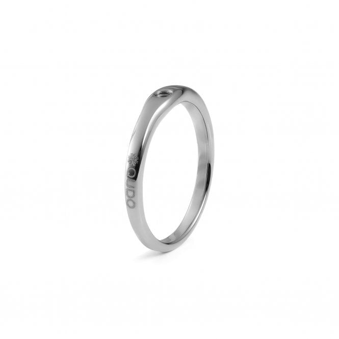 Basic Fine Silver Ring