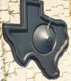 Uniquely shaped to show your Texas pride.