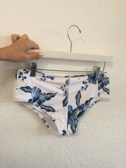 Tropical Blue Bottoms - Courtney Allegra Swim