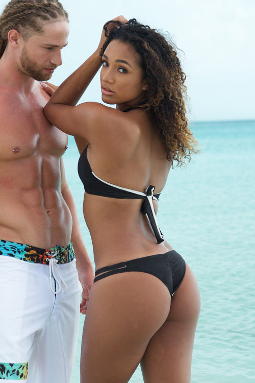 Anguilla Bottoms - Courtney Allegra Swim