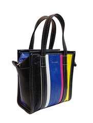 STRIPE BAZAR TOTE BAG