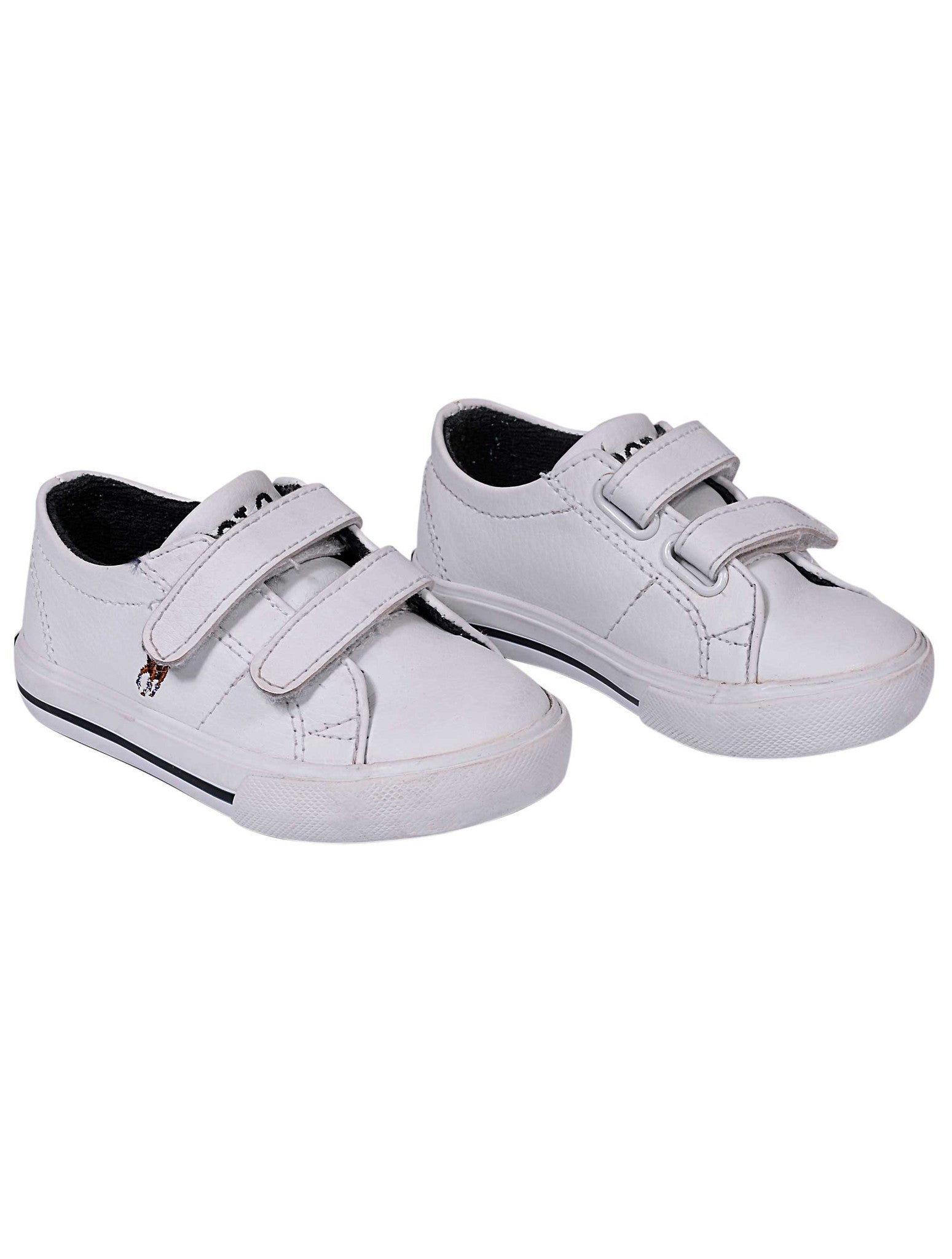 VELCRO STRAP TRAINER SHOES