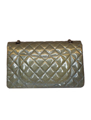 PATENT LEATHER CLASSIC REISSUE FLAP BAG