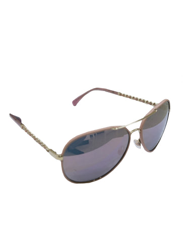 PINK PILOT WINTER 4219-Q SUNGLASSES