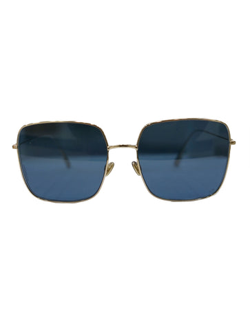 GOLD MATTE DIORSTELLAIRE LKSA9 SUNGLASSES