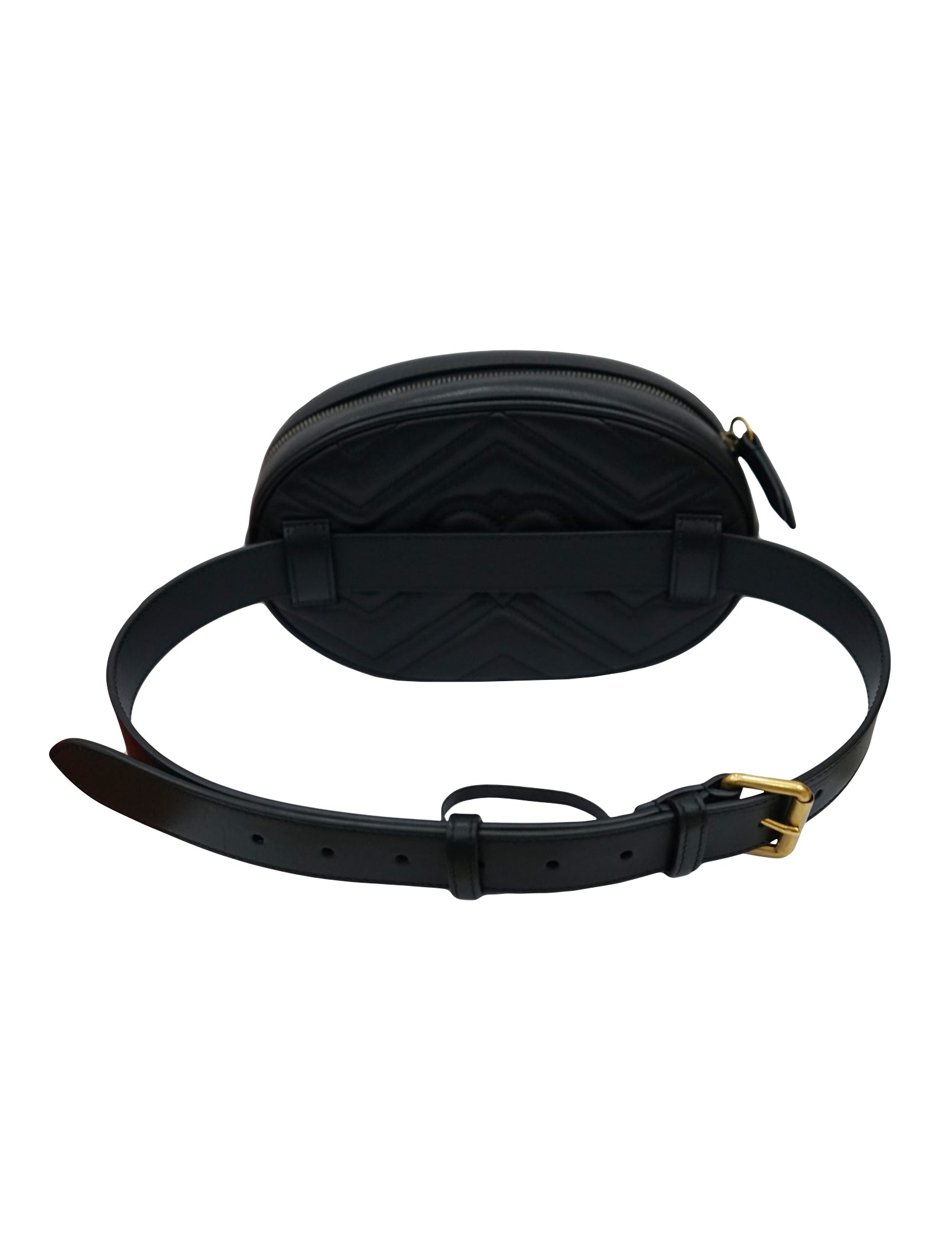MARMONT MATELASSE LEATHER BELT BAG