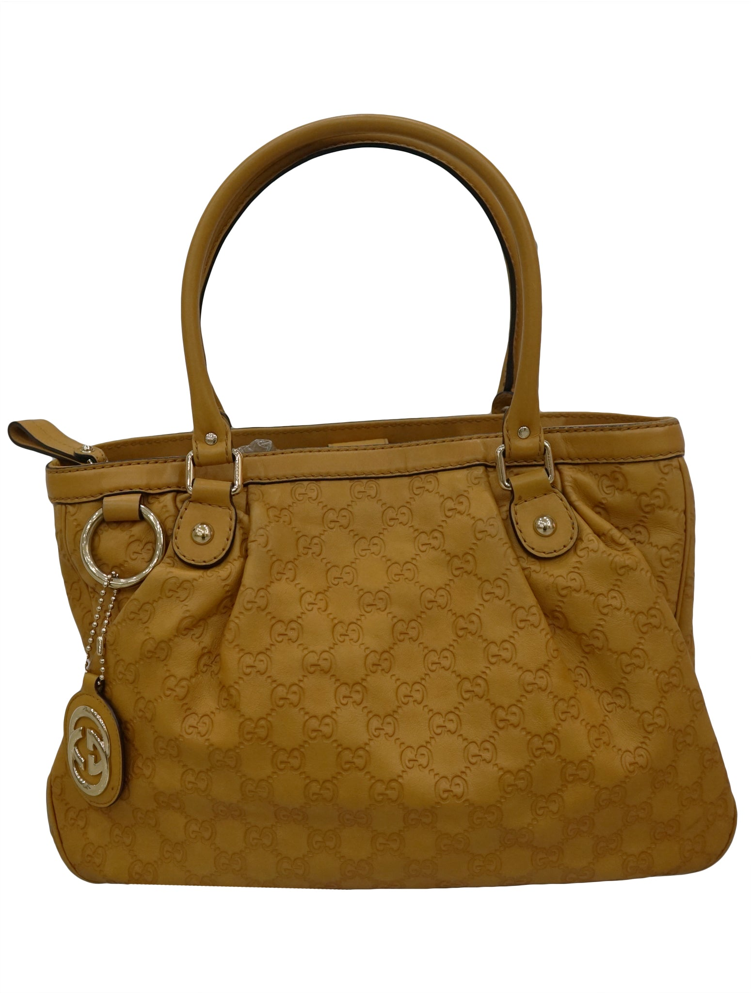 SUKEY GUCCISSIMA LEATHER TOTE BAG