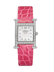 HEURE H DIAMOND WATCH
