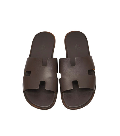 CALF LEATHER IZMIR SANDALS