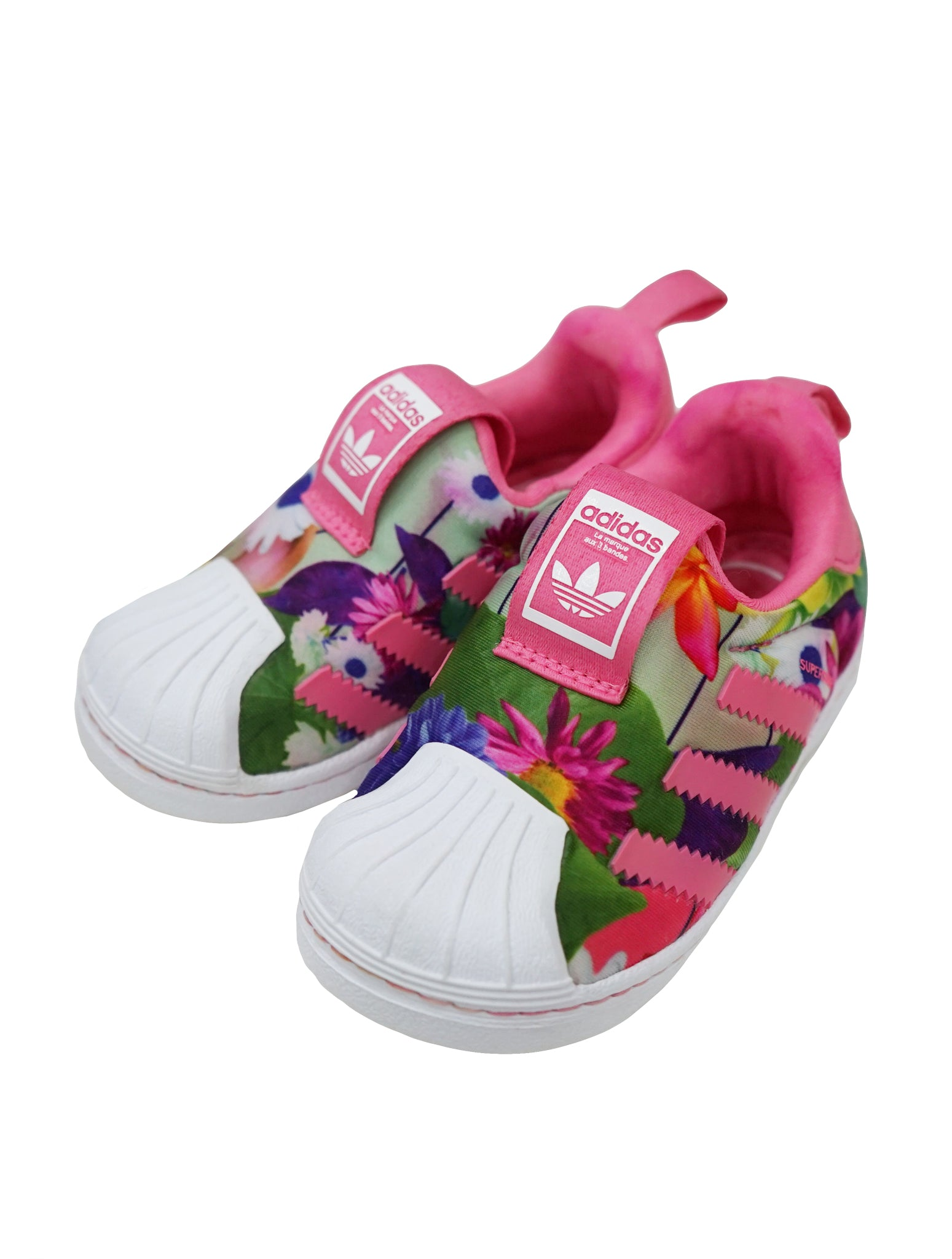FLORAL PRINT FITFOAM ORTHOLITE SHOES