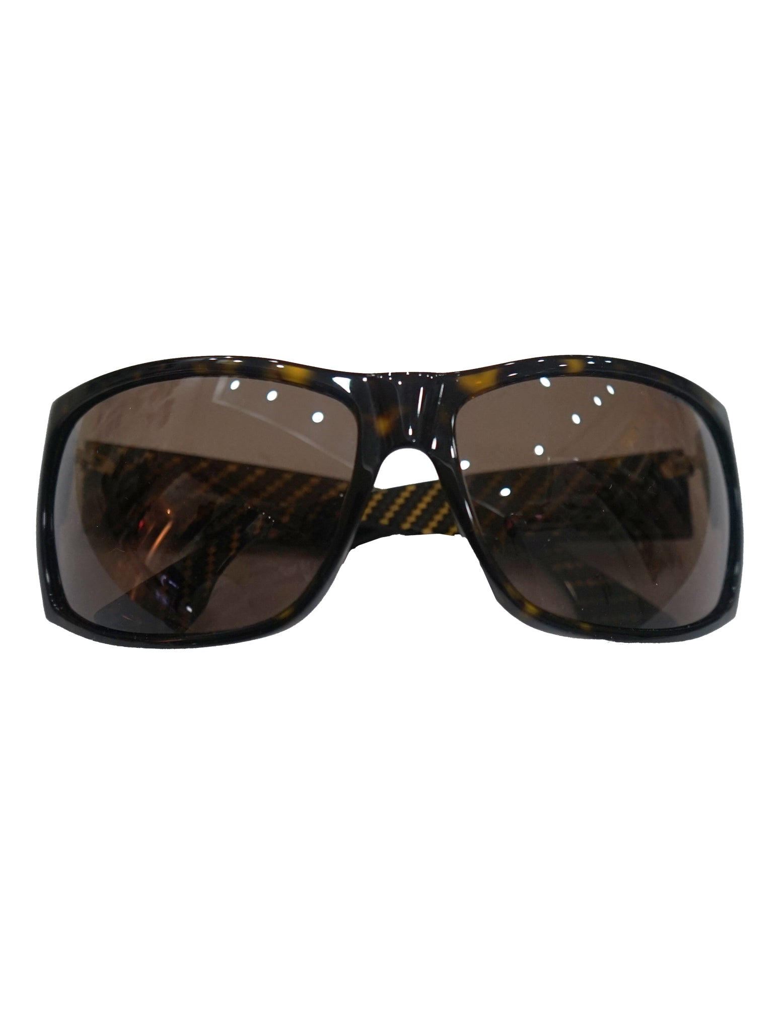 BROWN HAVANA EA 9699/S SUNGLASSES