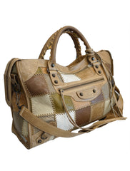 PATCHWORK CLASSIC CITY BAG