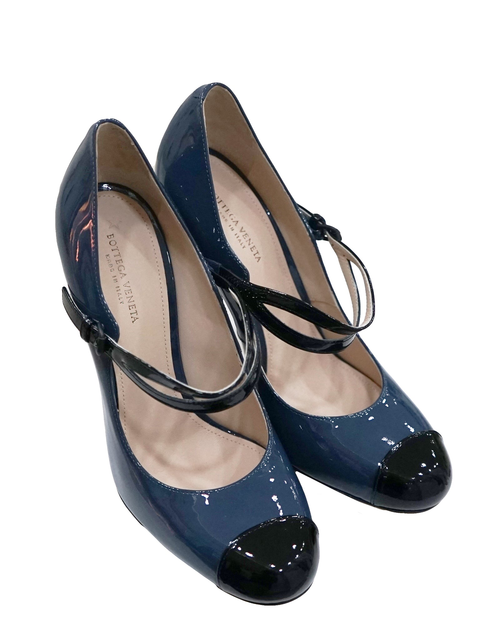 FORCE BLUE NERO BRIGHT ON PUMPS