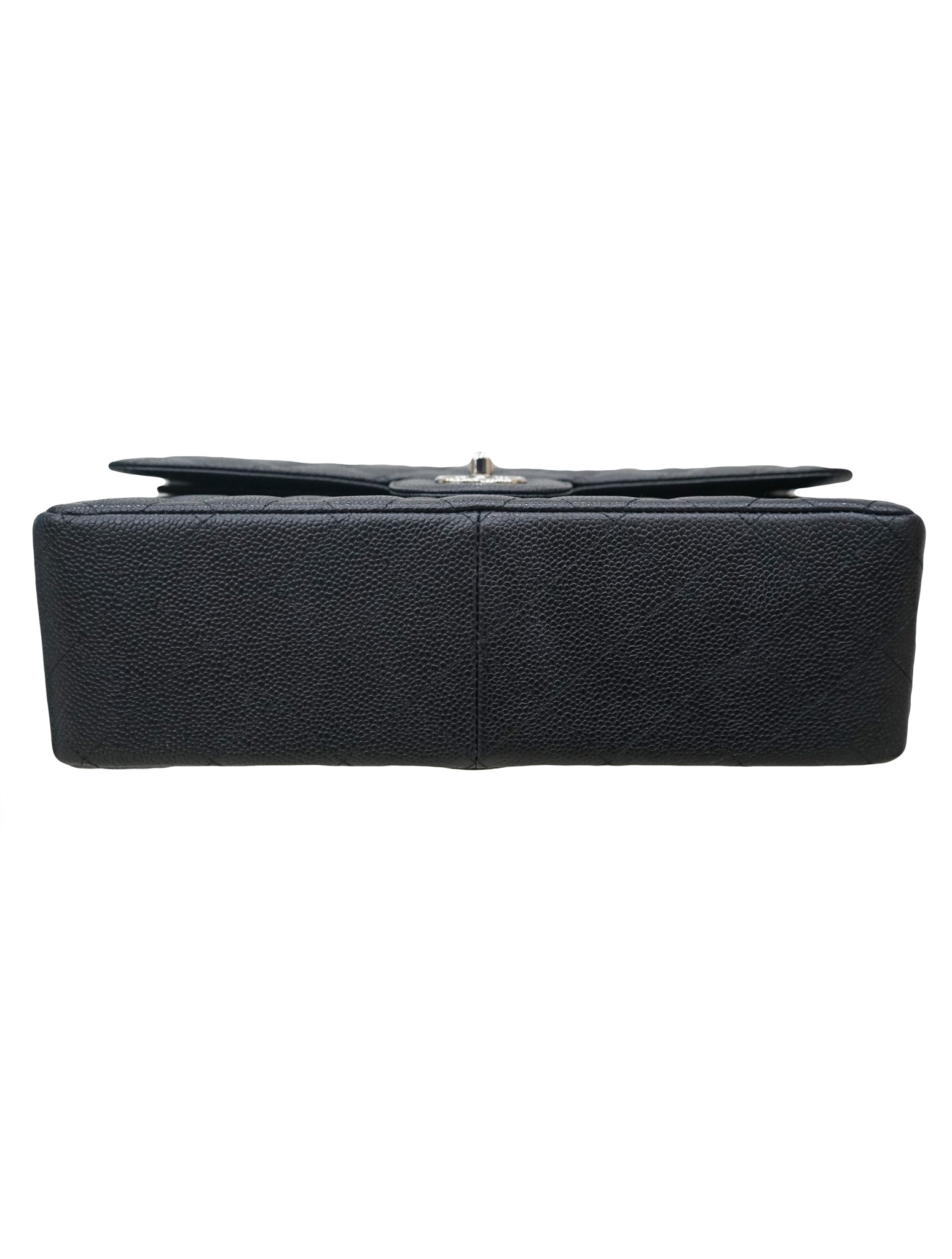 CAVIAR LEATHER CLASSIC DOUBLE FLAP BAG