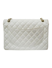 CAVIAR LEATHER CLASSIC DOUBLE FLAP