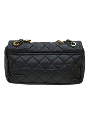CLASSIC FLAP PONDICHER QUILTED AGED BAG - kidsstyleforless