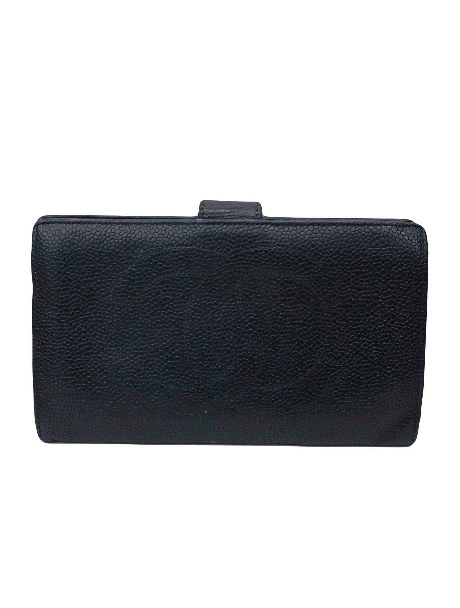 CAVIAR LEATHER CC BIFOLD WALLET