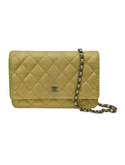 LIZARD CLASSIC WOC WALLET ON CHAIN