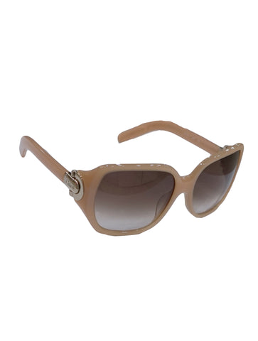SQUARE PEACH CL 2273 A SUNGLASSES