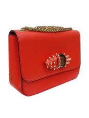 SWEET CHARITY CHAIN BOW SHOULDER BAG