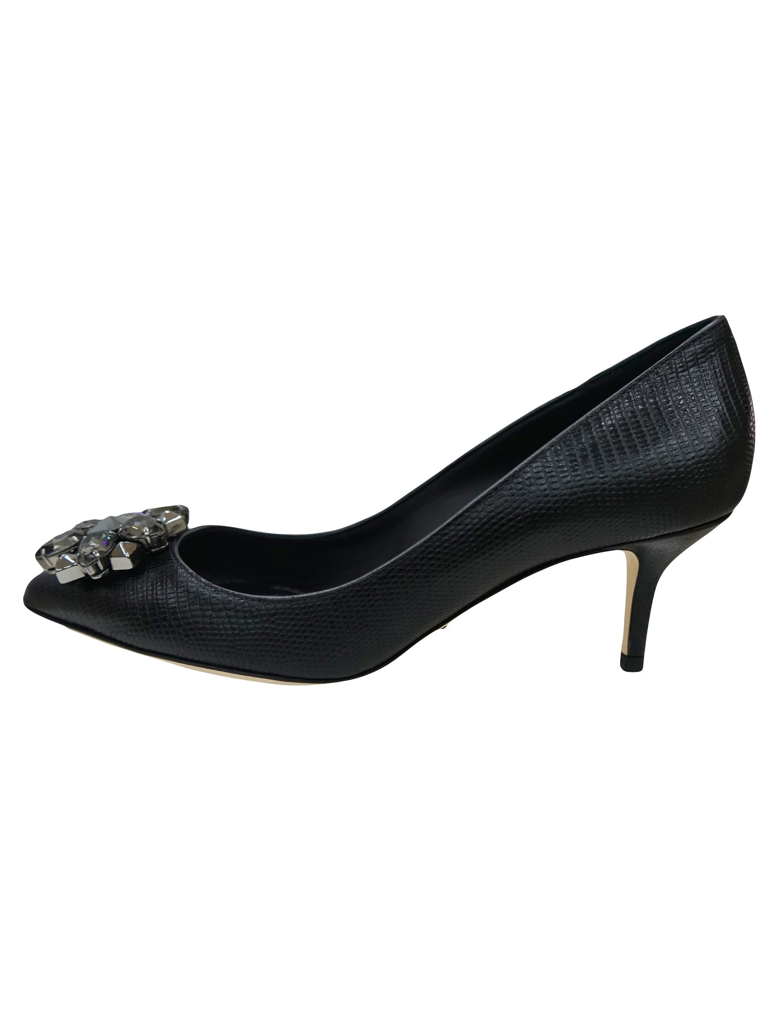 BLACK IGUANA PUMPS