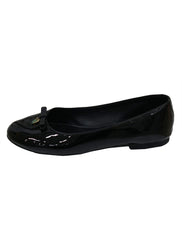 PATENT LEATHER VERNICE BALLERINA