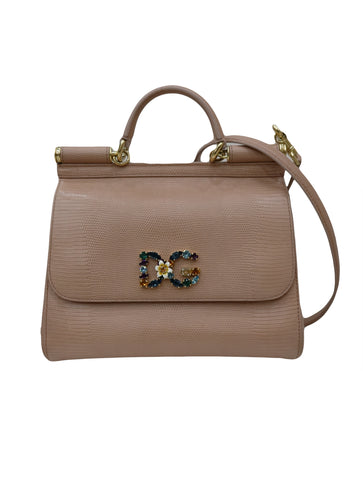 JEWELLED SICILY SHOULDER BAG