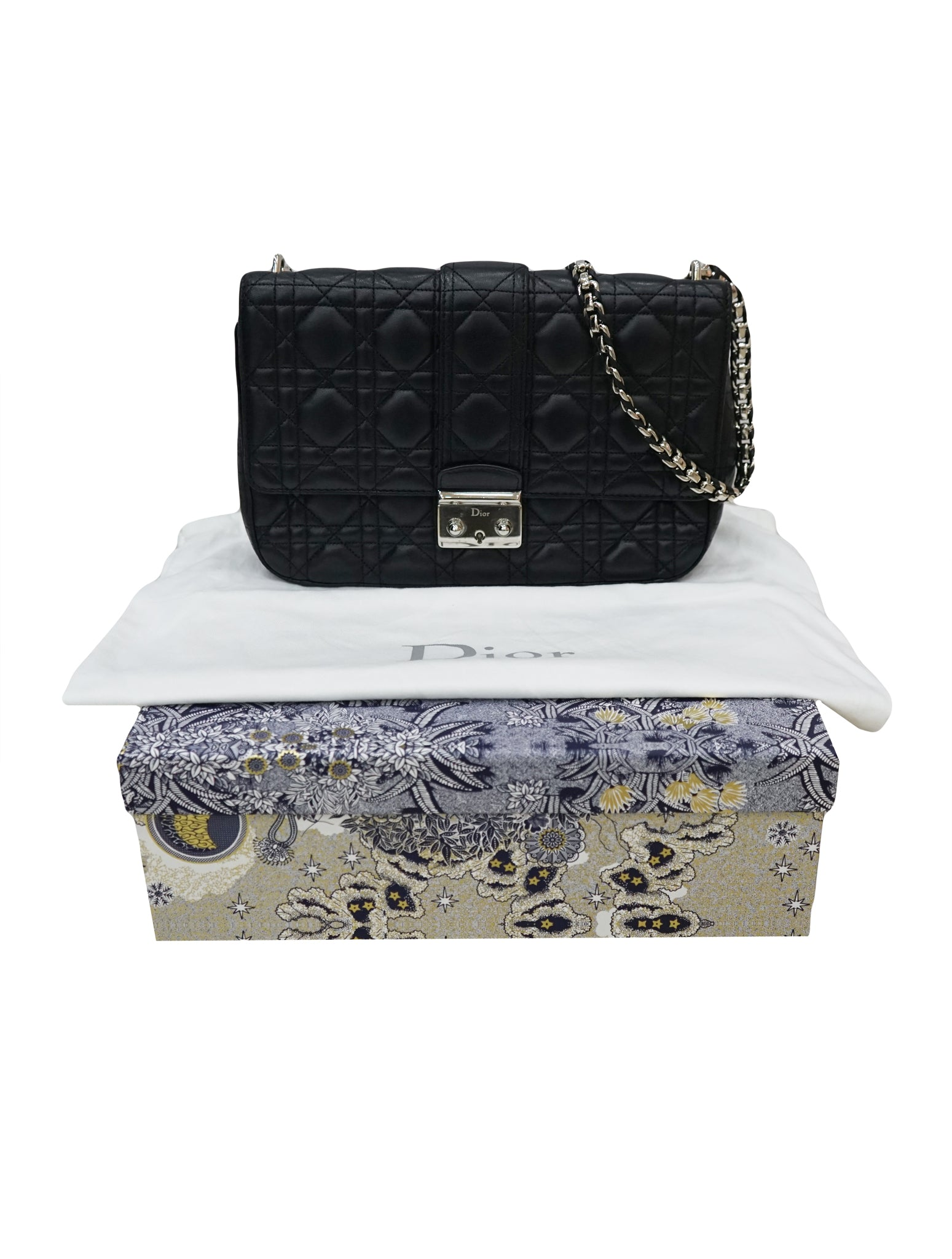 MISS LADY CANNAGE QUILTED LEATHER