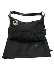 CANVAS CHEF CHAIN HOBO BAG - kidsstyleforless