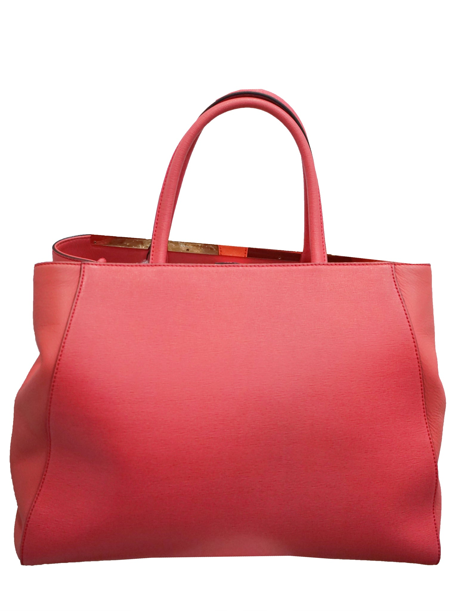 SAFFIANO LEATHER 2JOURS TOTE