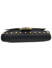 CANVAS SELLERIA STUDDED BAGUETTE - kidsstyleforless
