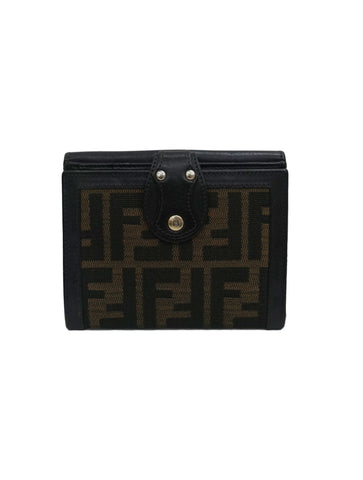 ZUCCA ACCESSORIES BUTTON WALLET