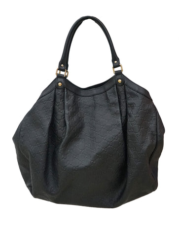 GUCCISSIMA LEATHER LARGE TOTE