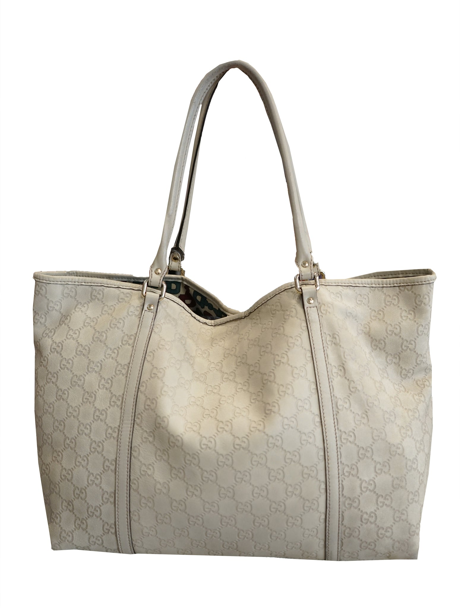 680fcc05953c GUCCISSIMA LEATHER TOTE BAG – Kidsstyleforless
