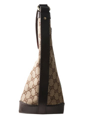 MONOGRAM CANVAS VINTAGE WEB  BAG