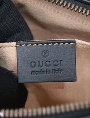 GG MARMONT QUILTED BELT BAG