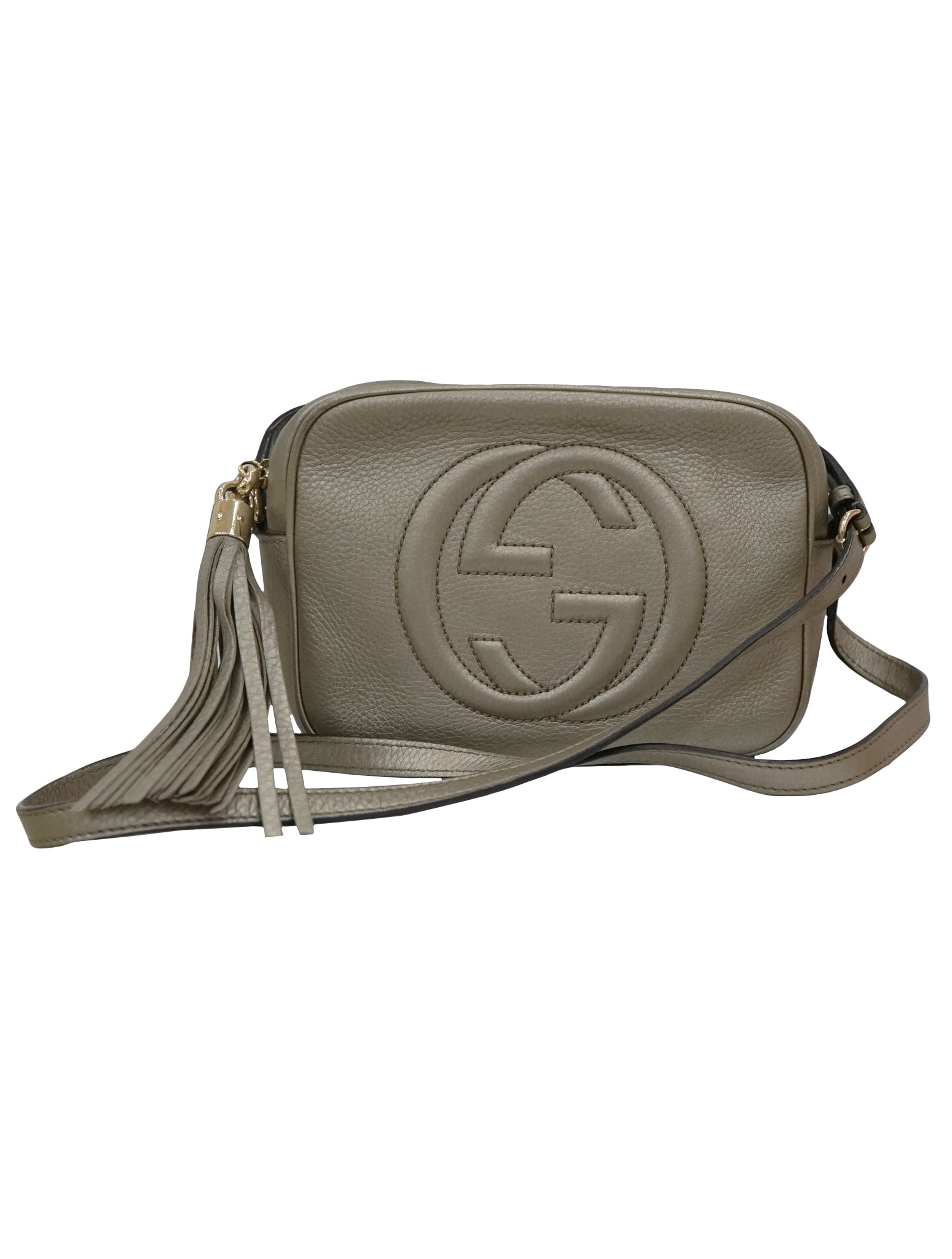 Gucci Soho Small Leather Disco Bag Kidsstyleforless